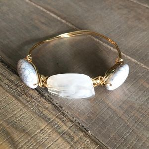 Camden and Shay wire wrapped bracelet- gorgeous